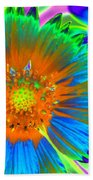 Sunburst - Photopower 2241 Beach Towel