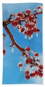 Sunday With Cherries On Top Beach Towel