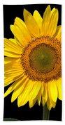 Sunflower 2 Beach Towel