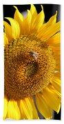 Sunflower-jp2437 Beach Towel