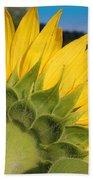 Sunflower1253 Beach Towel