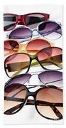 Sunglasses Beach Towel