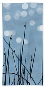 Sunlight Dances Beach Towel