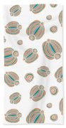 Sunlight Beach Towel by Susan Claire