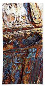 Sunny Side Up - Digital Art Beach Towel