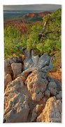 Sunrise At Bryce Canyon National Park Utah Beach Towel