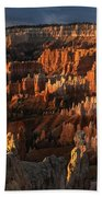 Sunrise At Bryce Canyon Beach Towel