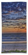 Sunrise At The Beach Beach Towel