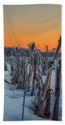 Sunrise Beach Towel by Garvin Hunter