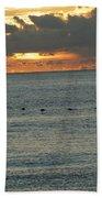 Sunrise In Florida Riviera Beach Towel