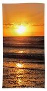 Sunrise In Texas 4 Beach Towel