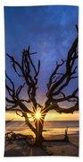 Sunrise Jewel Beach Towel