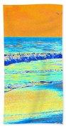 Sunrise On Tybee Island - Photopower 170 Beach Towel