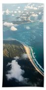 Sunrise Over Paradise Beach Towel