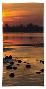 Sunrise Photograph Beach Towel