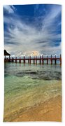 Sunscape Sabor Pier Beach Towel