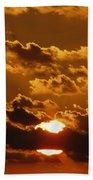 Sunset 5 Beach Towel
