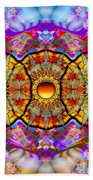 Sunset Grove Beach Towel