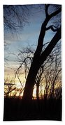 Idaho Sunset 1 Beach Towel