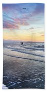Sunset Paradise Jekyll Island  Beach Towel