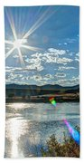 Sunshine On The Missouri Beach Towel