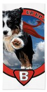 Super Berner Beach Towel