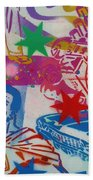 Super Pop Beach Towel
