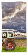 Superman Skies Beach Towel by James BO  Insogna