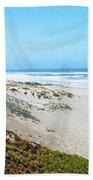 Surf Beach Lompoc California 2 Beach Sheet
