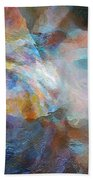 Surf Of The Spirit Beach Towel