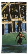 Surfer Dude 3 Beach Towel