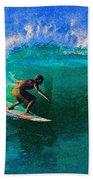 Surfs Up Beach Sheet