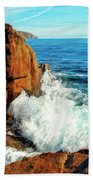 Surge Beach Towel