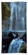 Susan Creek Falls Series 12 Beach Towel