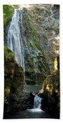 Susan Creek Falls Series 3 Beach Towel