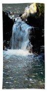 Susan Creek Falls Series 4 Beach Towel