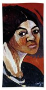 Suzanne Valadon (1865-1938) Beach Sheet