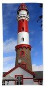 Swakopmund Lighthouse Beach Towel