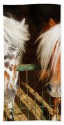Sweet Pony Beach Towel