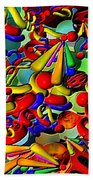 Sweets By Rafi Talby    Beach Towel