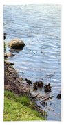 Swimming Lessons Beach Towel
