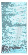 Swimming Together Beach Towel