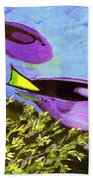 Swimmingly Beach Towel