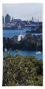 Sydney Harbour Beach Towel