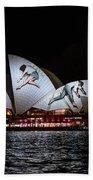 Sydney Opera House  Iv Beach Towel