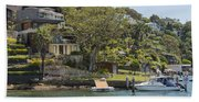 Sydney Seaside Villas Three Beach Towel