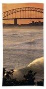 Sydney Surf Time Beach Towel