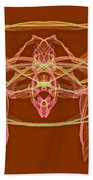 Symmetry Art 2 Beach Towel