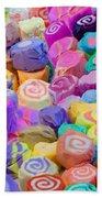 Taffy Candyland Beach Towel