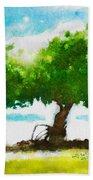 Summer Magic Beach Towel